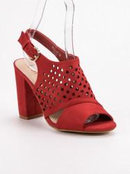 Pohodlné  dámske  sandále #5