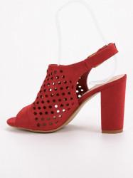 Pohodlné  dámske  sandále #6