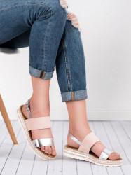 Praktické dámske   sandále