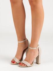 Praktické   sandále dámske