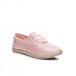 Praktické  tenisky ružové dámske bez podpätku #2