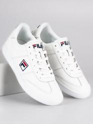 8c5aa93cd78b Športové biele pánske tenisky značky Fila