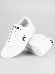 Športové biele pánske tenisky značky Fila #2