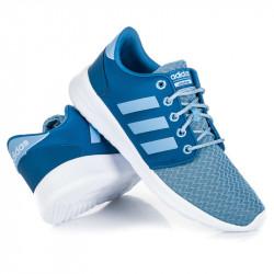 Športové priedušné modré tenisky Adidas
