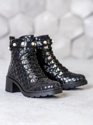 štýlové dámske   členkové topánky #2
