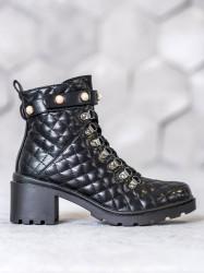 štýlové dámske   členkové topánky #3