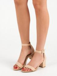 štýlové dámske  sandále
