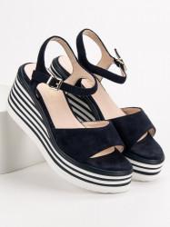 štýlové   sandále dámske #1