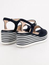 štýlové   sandále dámske #2