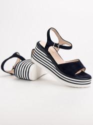 štýlové   sandále dámske #7