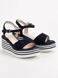 štýlové   sandále dámske #8