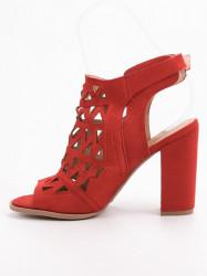 štýlové   sandále dámske #4