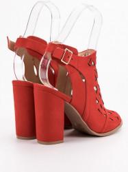 štýlové   sandále dámske #5