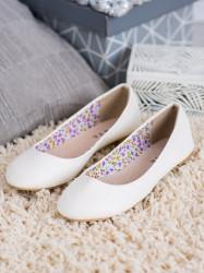 Trendy  dámske  baleríny