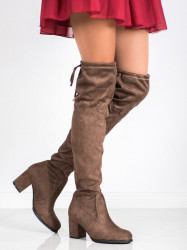 Trendy dámske  čižmy #1