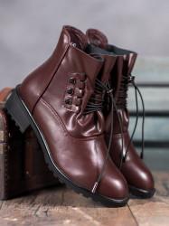 Trendy dámske   členkové topánky