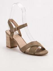Trendy  dámske  sandále #2
