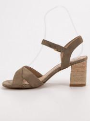 Trendy  dámske  sandále #3