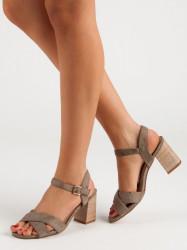 Trendy  dámske  sandále #4