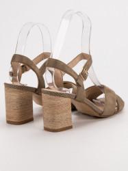 Trendy  dámske  sandále #5
