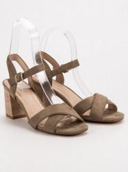 Trendy  dámske  sandále #6