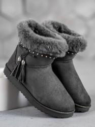 Trendy dámske  snehule #2