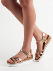 Výborné dámske  sandále
