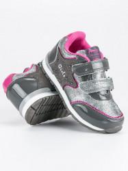 f3330c52b29 Výborné detské tenisky a športové topánky strieborné