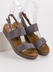 Zaujímavé dámske   sandále #1