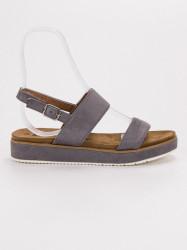 Zaujímavé dámske   sandále #2