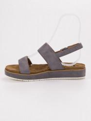Zaujímavé dámske   sandále #4