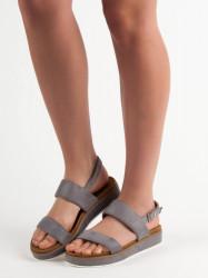 Zaujímavé dámske   sandále #5