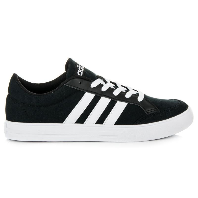 692bf542cd22 Pohodlné čierne pánske športové tenisky Adidas - Pánske tenisky ...