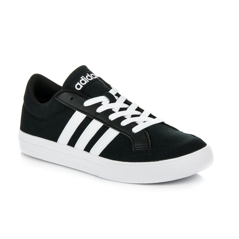 Pohodlné čierne pánske športové tenisky Adidas - Pánske tenisky ... 85ea78738c6