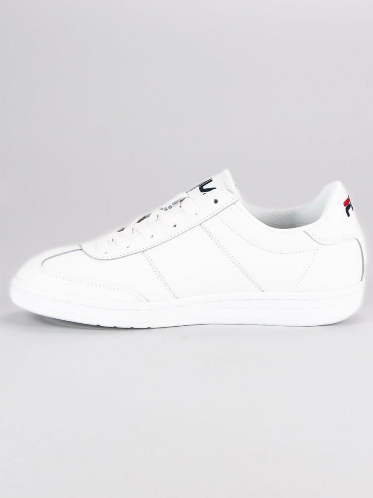 Športové biele pánske tenisky značky Fila - Pánske tenisky - Locca.sk c7495dfd1e7