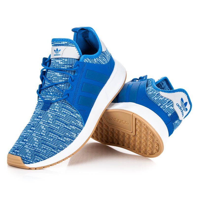 b41a2a420cd44 Športové modré pánske tenisky zn.Adidas - Pánske tenisky - Locca.sk