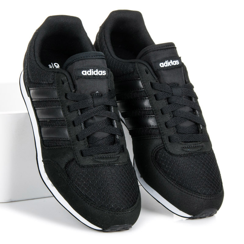 bd7c82c69cc21 Športové priedušné čierne tenisky Adidas - Dámske športové tenisky ...