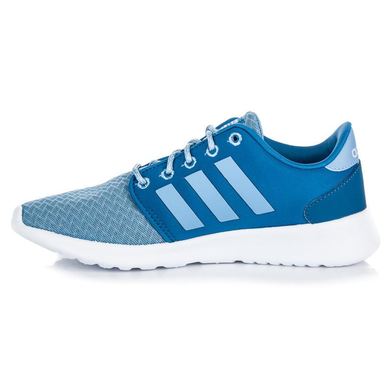 af3f7e9e7ba28 Športové priedušné modré tenisky Adidas - Dámske športové tenisky ...