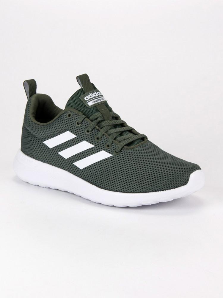 aa5390037940e Štýlové pánske zelené tenisky a športová obuv bez podpätku - Pánske ...