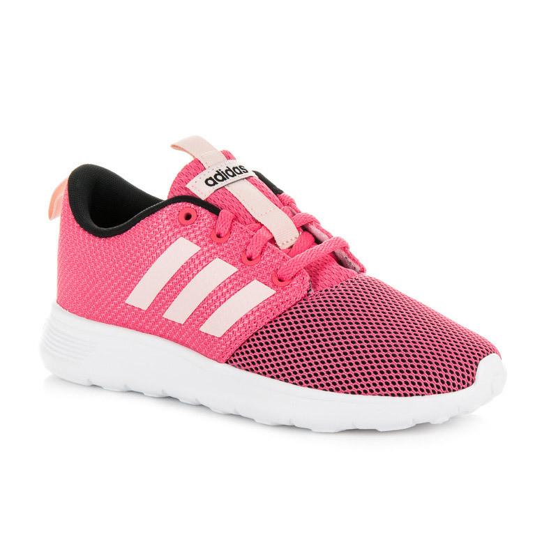 f4b834130e23d Štýlové ružové tenisky na šnurovanie Adidas - Dámske športové ...