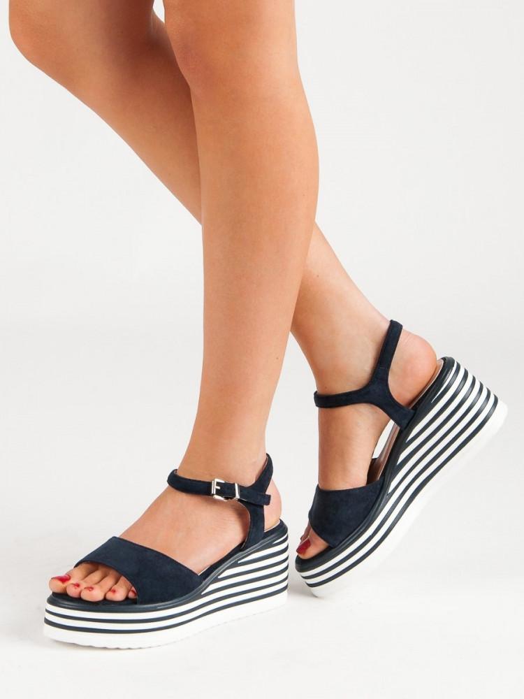 štýlové   sandále dámske