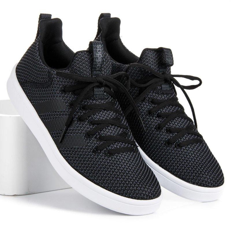 97e73b4fe Textilné čierne pánske tenisky značky Adidas - Pánske tenisky - Locca.sk