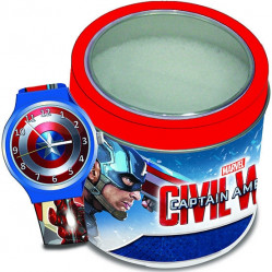 CARTOON CAPTAIN AMERICA – Tin Box