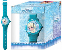 CARTOON WALT DISNEY KID WATCH Mod. FROZEN  - Blister pack
