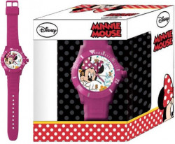 CARTOON WALT DISNEY KID WATCH Mod. MINNIE  - Blister pack