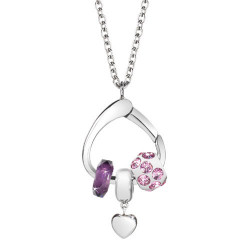 Dámksý náhrdelník MORELLATO DROPS CZ032