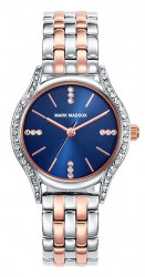 MARK MADDOX WATCHES Hodinky MARK MADDOX - Mod. TRENDY SILVER MM7011-37