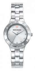 MARK MADDOX WATCHES Hodinky MARK MADDOX - Mod. TRENDY SILVER MM7010-17