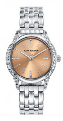 MARK MADDOX WATCHES Hodinky MARK MADDOX - Mod. TRENDY SILVER MM7011-97