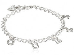 GUESS JEWELS Náramok GUESS UBB61080-S